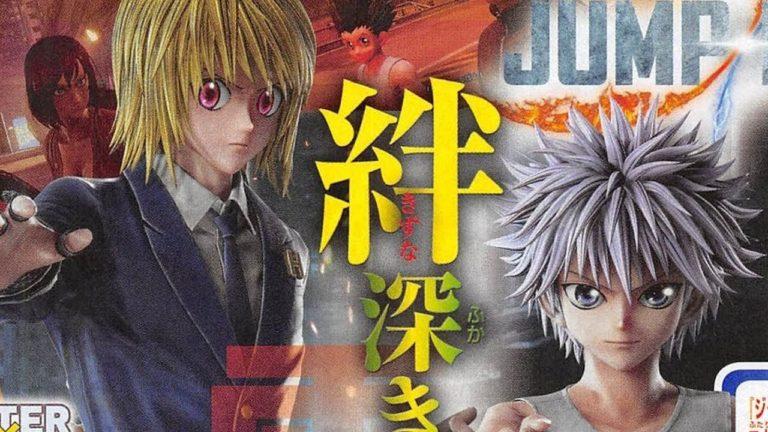 Jump Force – Kurapika e Kilua di Hunter x Hunter si uniscono al roster