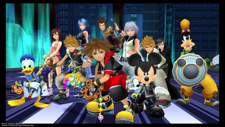 Kingdom Hearts 1.5 + 2.5 e 2.8 – il nuovo update sbloccherà tutte le funzionalità di condivisione