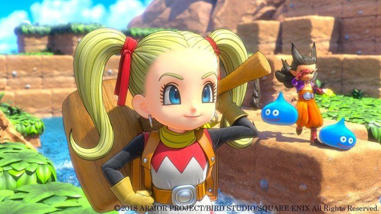Dragon Quest Builders 2 – Le intemperie della Endless Battle Island in nuove immagini