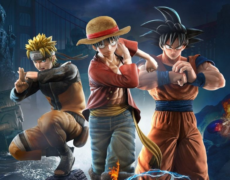 Jump Force – mostrate le Box Art