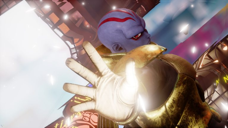 Jump Force – Kane si mostra nel nuovo character trailer