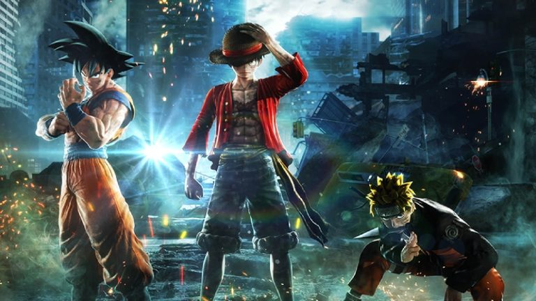Jump Force – Screenshot del nuovo Stage