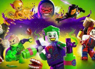 LEGO DC Super-Villains lista trofei