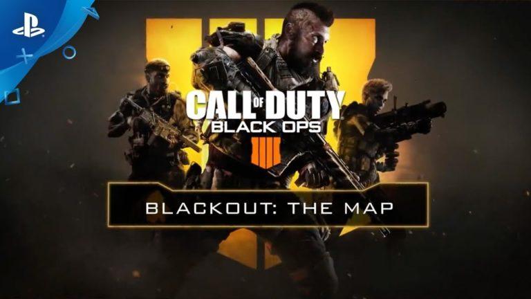 Call of Duty: Black Ops 4 – la mappa della modalità Blackout si mostra in un nuovo trailer