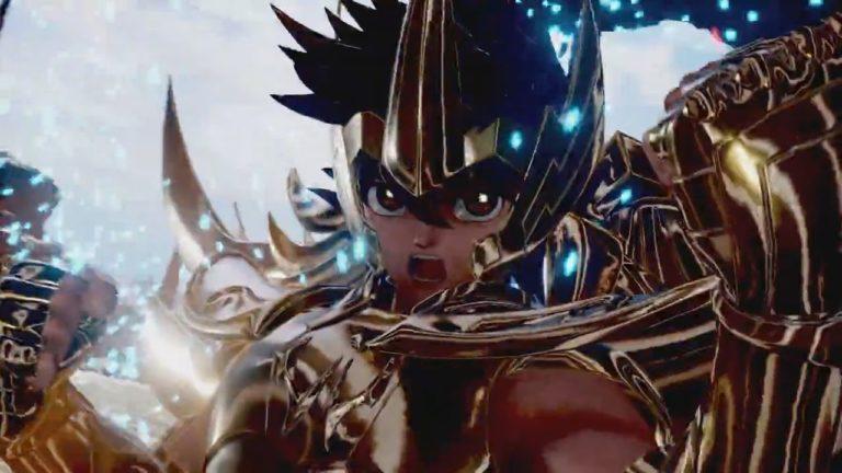 Jump Force – I Cavalieri dello Zodiaco si mostrano in un nuovo trailer
