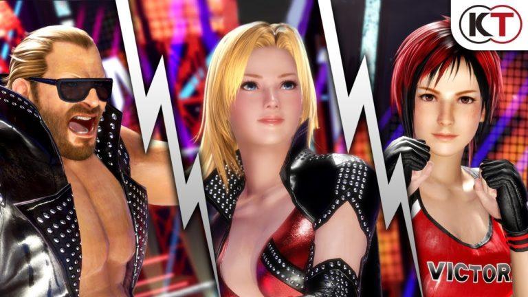 Dead or Alive 6 – Bass, Tina e Mila si aggiungono al roster