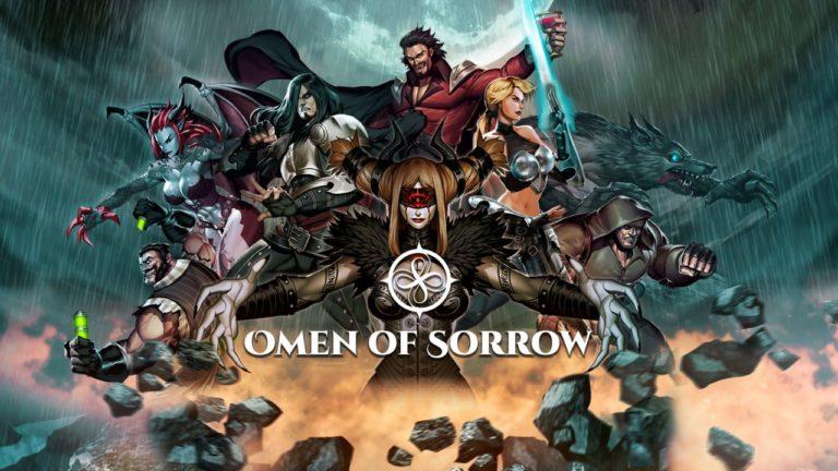 Omen of Sorrow – Trailer di lancio disponibile