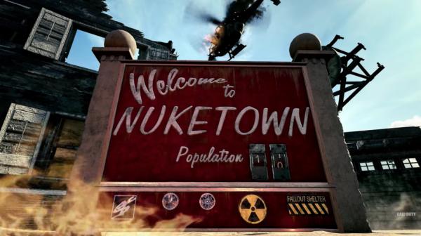 Call of Duty: Black Ops 4 – la mappa Nuketown arriva su PS4