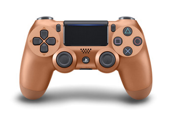 Dualshock 4 copper