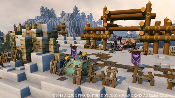 Dragon Quest Builders 2 – Dettagli su storia e personaggi della Endless Battle Island
