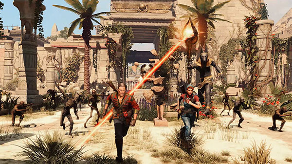 Strange Brigade - Great Pyramid of Bes