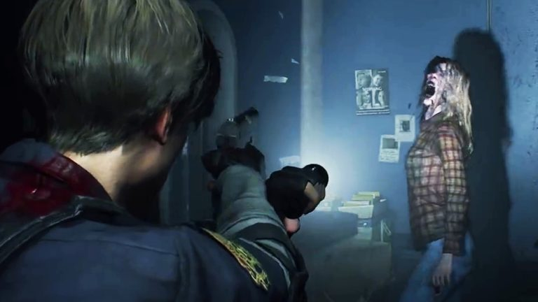 Resident Evil 2 – pubblicate nuove clip video da Capcom