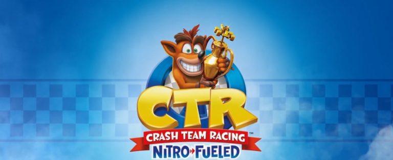 State of Play – Un nuovo trailer mostra i contenuti esclusivi PS4 di Crash Team Racing Nitro-Fueled