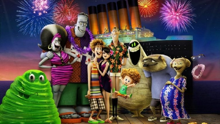 Hotel Transylvania 3: Una vacanza mostruosa disponibile in Home Video