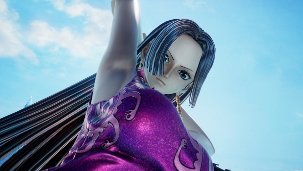 Boa Hancock Jump Force