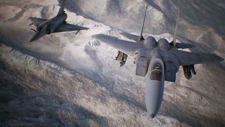 "Ace Combat 7: Skies Unknown – Disponibile da oggi il DLC ""Unexpected Visitors"""