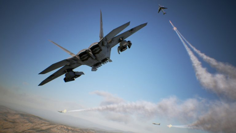 """Ace Combat 7: Skies Unknow – Il DLC """" Ten Milion Relief Plan"""" si mostra in un nuovo gameplay"""