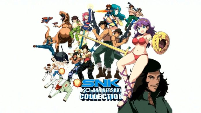 SNK 4th Anniversary Collection