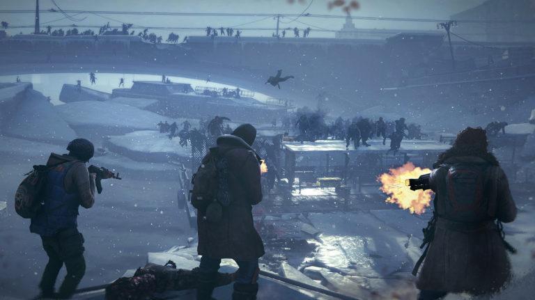 World War Z – diffusi nuovi screenshots