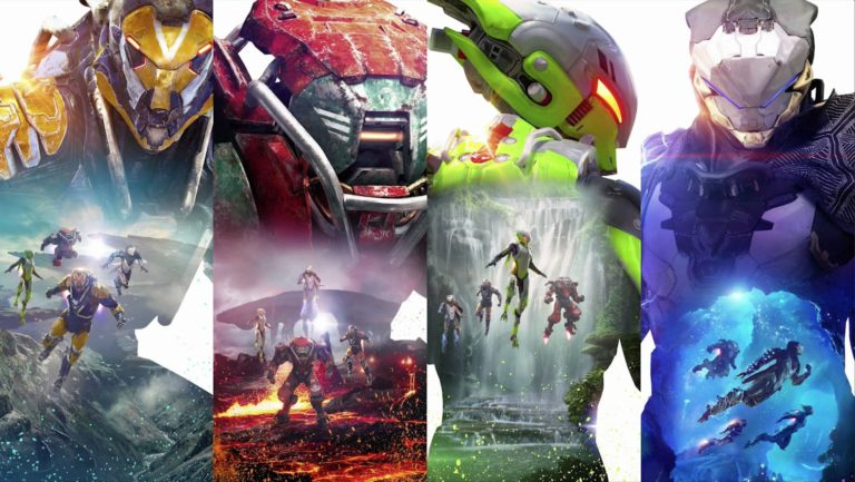 Amazon – Anthem disponibile a metà prezzo