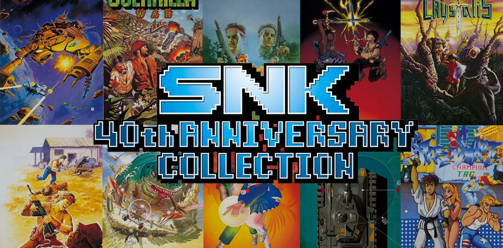 SNK 40th Anniversary Collection PS4