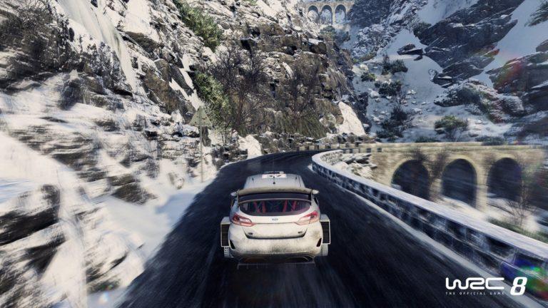 WRC 8 – Annunciato ufficialmente