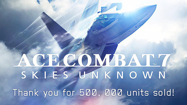 Ace Combat 7: Skies Unknown – Vendute 500.000 copie nel sud-est asiatico