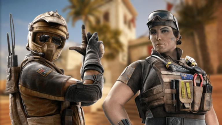 Tom Clancy's Rainbow Six Siege – Presentati ufficialmente i due nuovi operatori