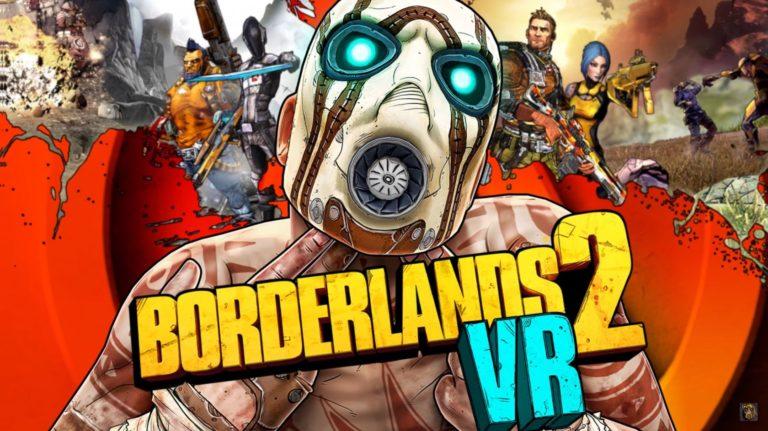 PAX East – Borderlands 2 VR avrà tutti i DLC gratuiti questa estate