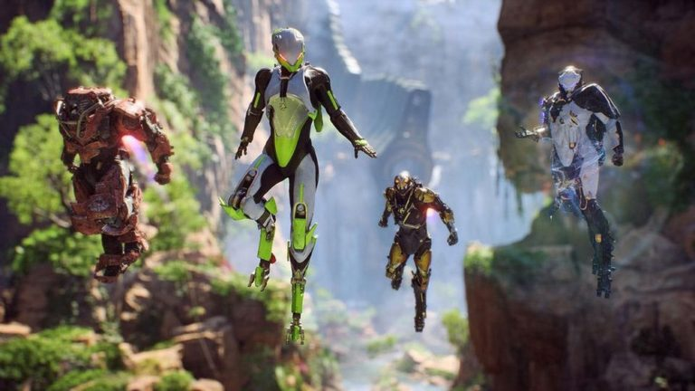 Anthem – la demo presentata all'E3 2017 era totalmente falsa