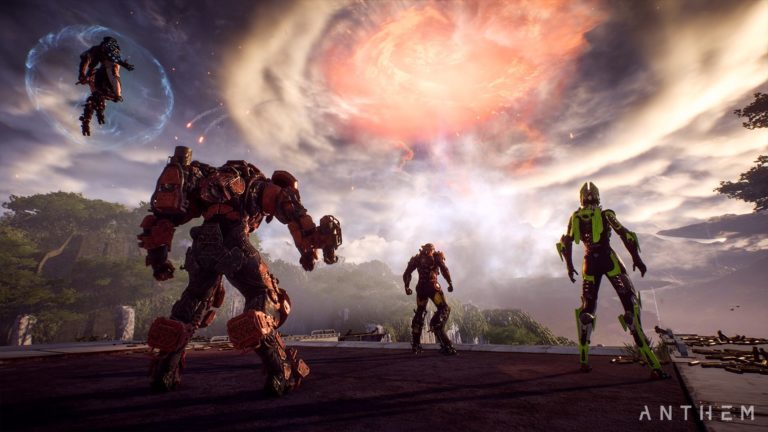 Amazon – Anthem è disponibile con uno sconto del 29%