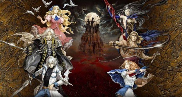 Konami – Castlevania Anniversary Collection registrato in Australia