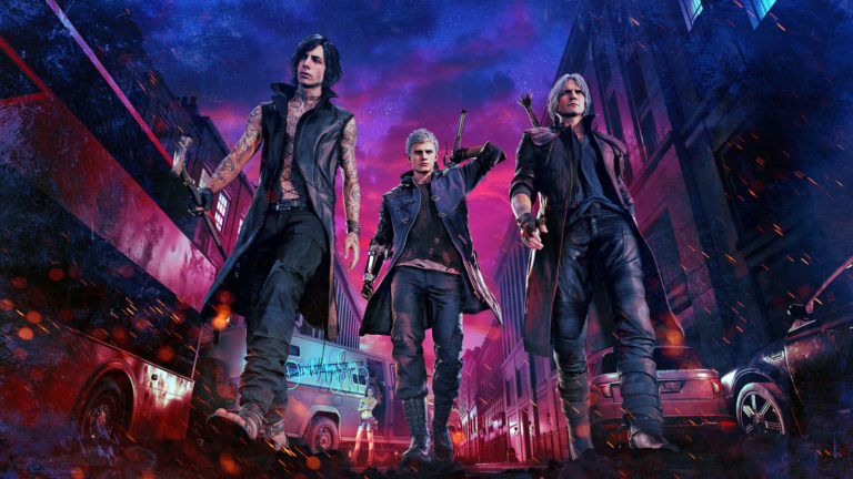 "Devil May Cry 5 – disponibile gratuitamente il nuovo devil breaker ""Monkey Business"""