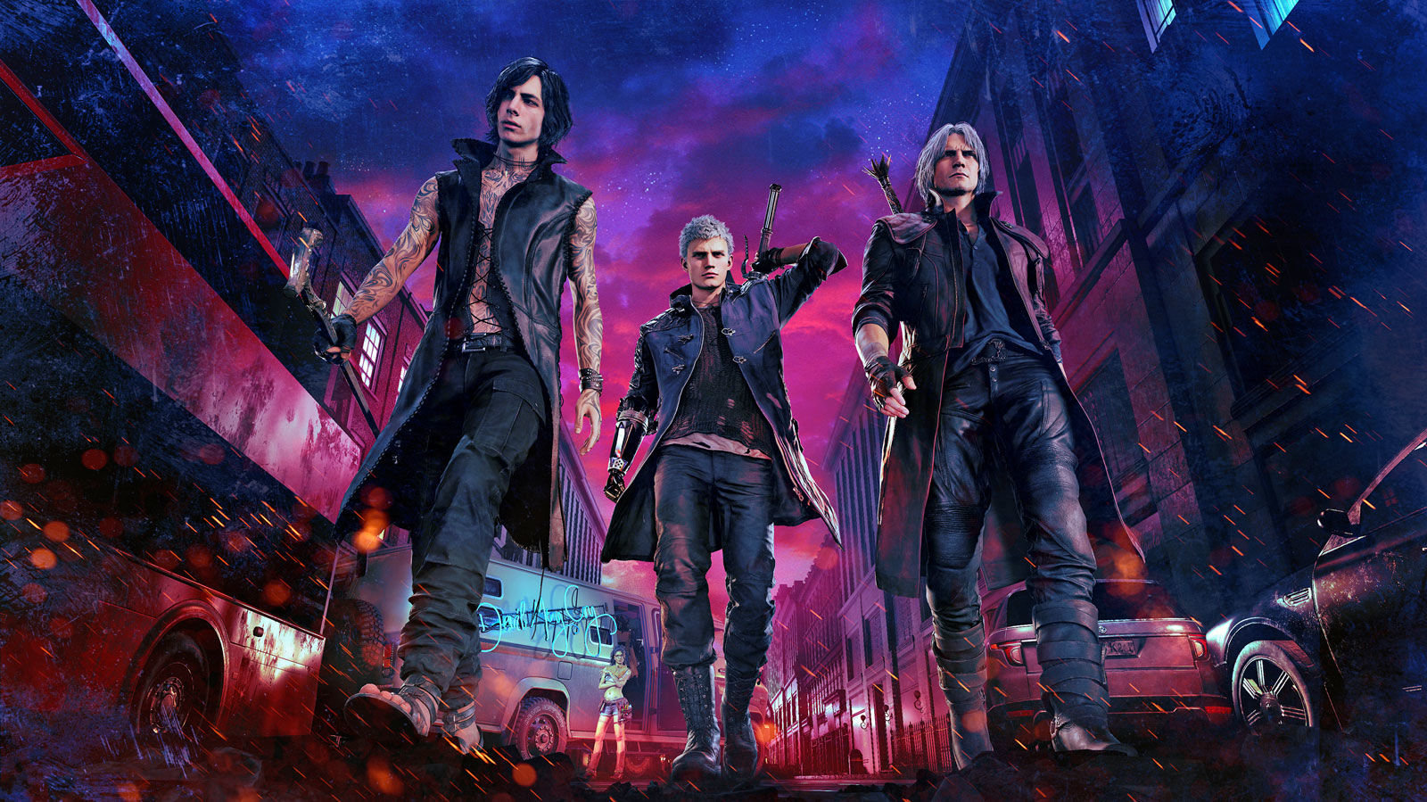 Devi May Cry 5 recensione