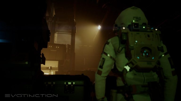 "Evotinction – ""Hack-and-Stealth"" in terza persona annunciato per PlayStation 4"