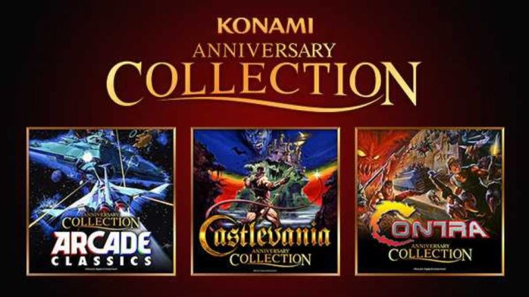 Konami 50th Anniversary – In arrivo le collection Arcade Classics, Castlevania e Contra
