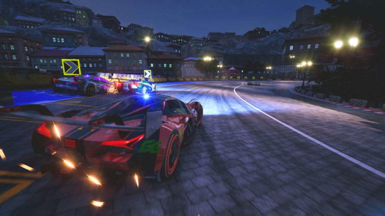 Xenon Racer – I contenuti del terzo update gratuito si mostrano in video