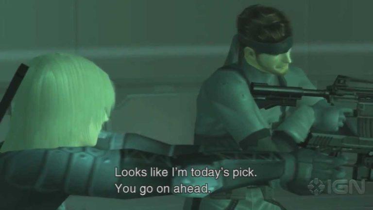 Metal Gear Solid 2 – Sono passati 17 anni dal lancio europeo
