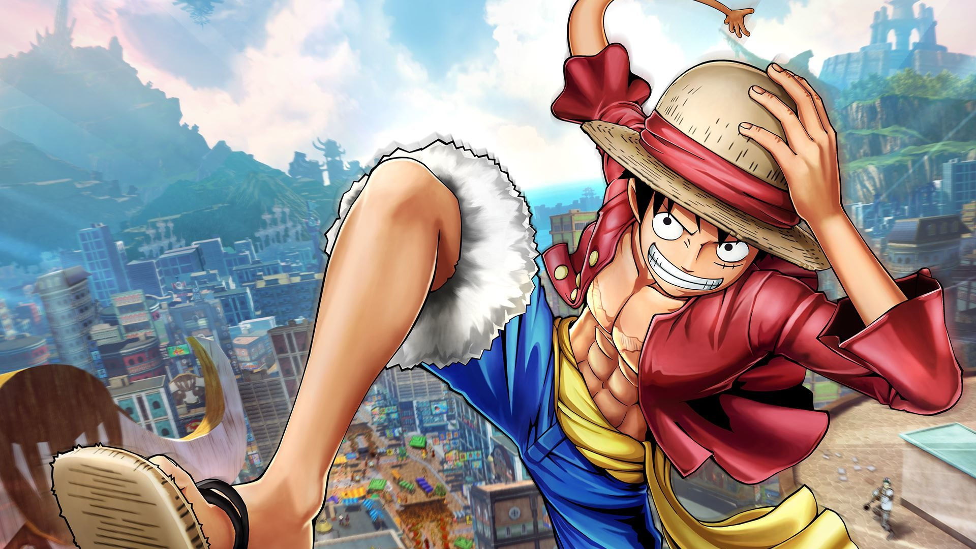 One Piece: World Seeker recensione