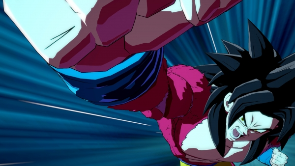 Dragon Ball FighterZ – Nuove immagini per il Meteor Attack Goku GT