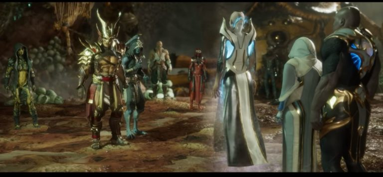 Mortal Kombat 11 – Presentata ufficialmente Cetrion