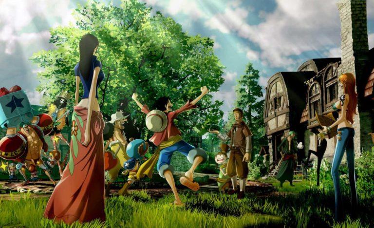 One Piece: World Seeker – Disponibile l'update 1.02 che aggiunge la modalità foto