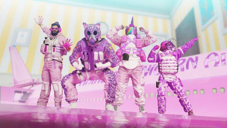 Rainbow Six: Siege – Rainbow is Magic lancia l'Operazione Orsacchiotto di Peluche