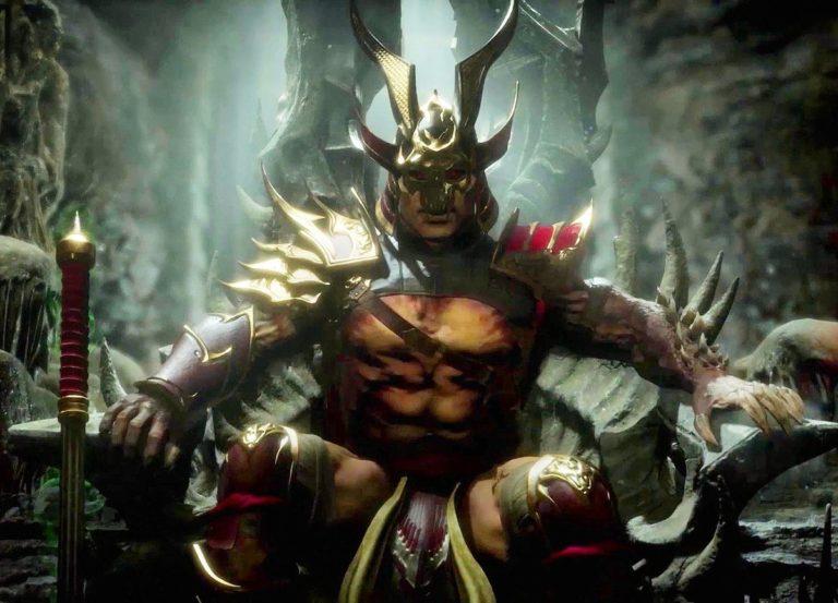 Mortal Kombat 11 – Shao Kahn si mostra nel nuovo trailer
