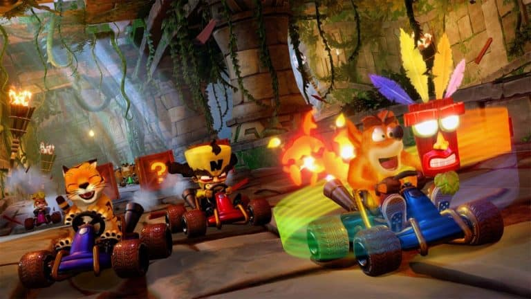 Crash Team Racing – L'importanza dell'Avventura in un kart game