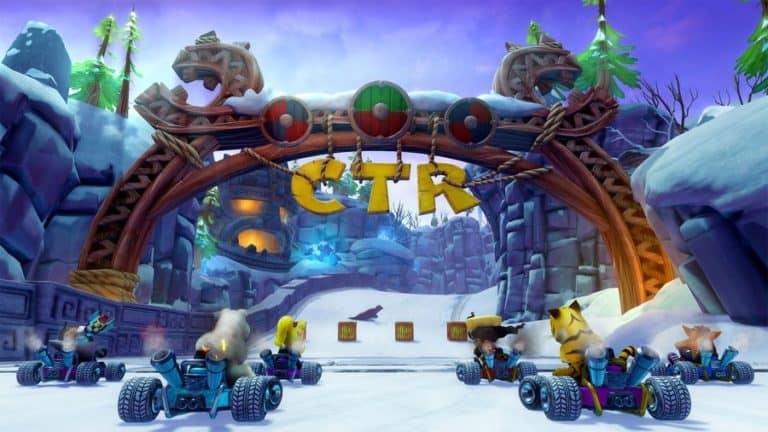 Crash Team Racing Nitro-Fueled – Lista Trofei
