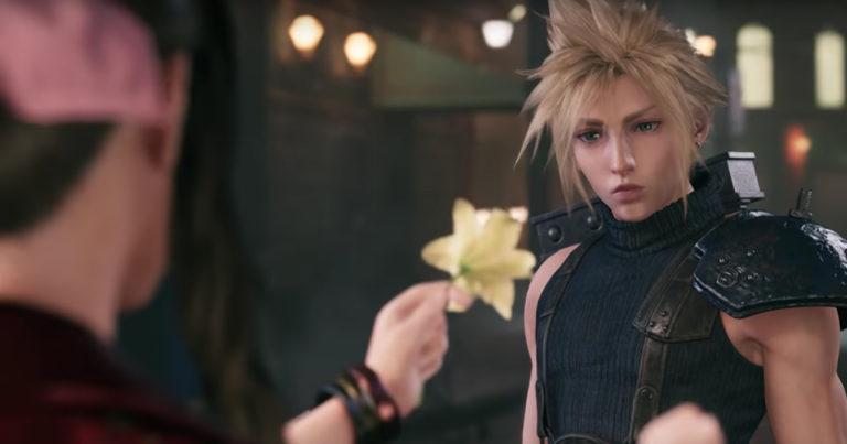Final Fantasy VII Remake – Svelata la box art ufficiale del gioco