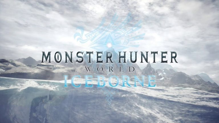 State of Play – L'espansione Iceborne di Monster Hunter World si mostra in un nuovo trailer
