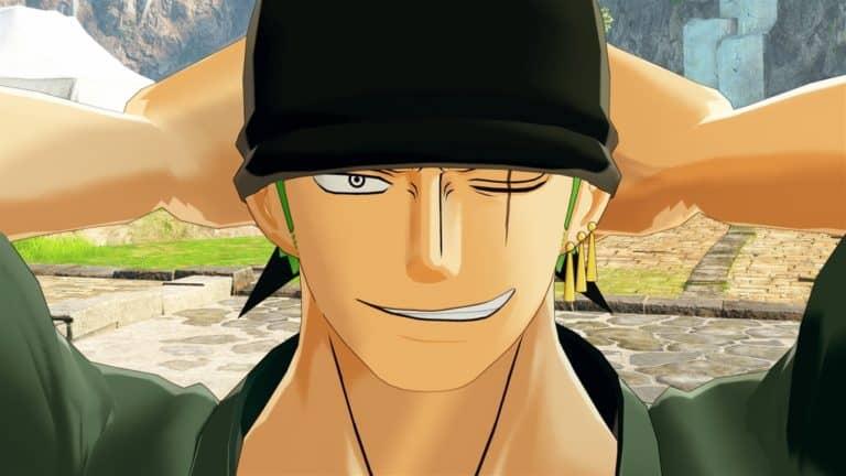 One Piece: World Seeker – Annunciata la data d'uscita del primo episodio con protagonista Zoro