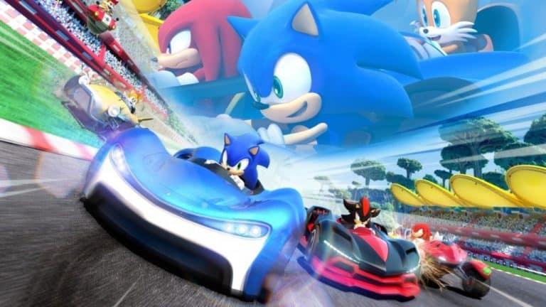 Amazon – Team Sonic Racing disponibile all'acquisto a metà prezzo